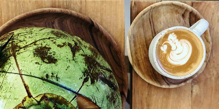 Coffee from Coffee & Coconuts Canggu, Bali