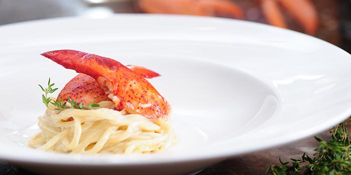 Lobster Pasta, Cafe Marco, Tsim Sha Tsui, Hong Kong