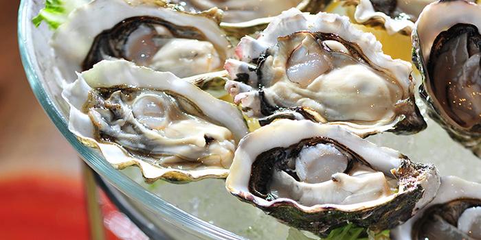 Oyster, Cafe Marco, Tsim Sha Tsui, Hong Kong