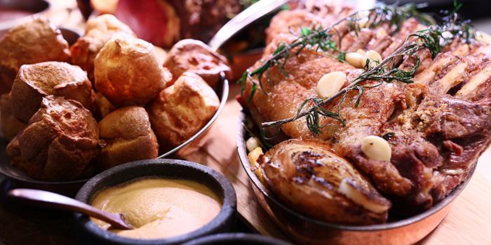Roast Beef and Lamb, Cafe Marco, Tsim Sha Tsui, Hong Kong