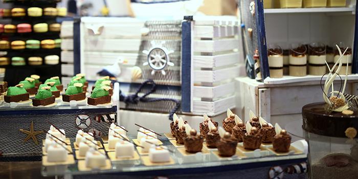 Desserts, Cafe Marco, Tsim Sha Tsui, Hong Kong