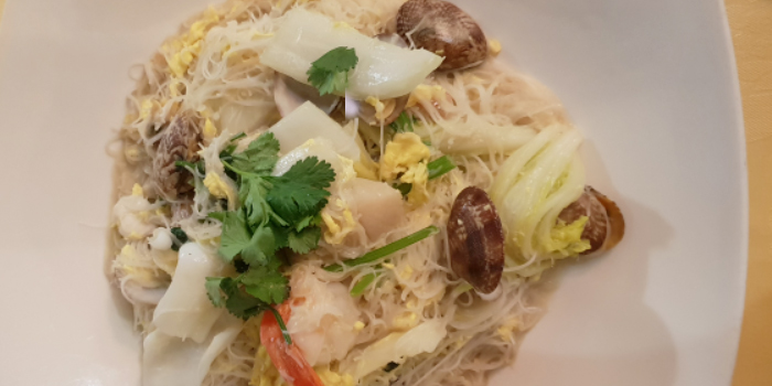 Clam Bee Hoon from Goldenbeach Seafood Paradise at SpringVale in East Coast, Singapore