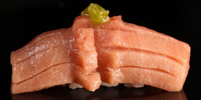 Chutoro Sushi from Sushi Yama at CP Tower1 (Silom) 313 Silom 2/1 Silom, Bang Rak Bangkok