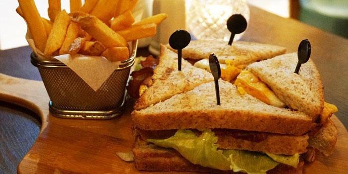 Club Sandwich, The Trafalgar Brewing Company (Mong Kok), Mong Kok, Hong Kong