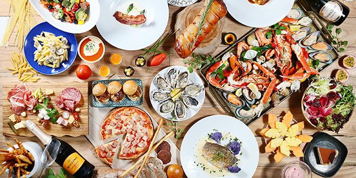 Weekend Brunch, Cucina, Tsim Sha Tsui, Hong Kong