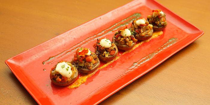 Food from Velada Tapas Bar & Kitchen, Nusa Dua, Bali
