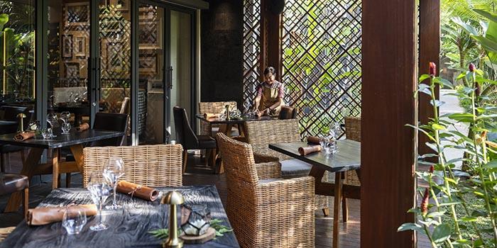 Interior from Salon Bali, Seminyak, Bali