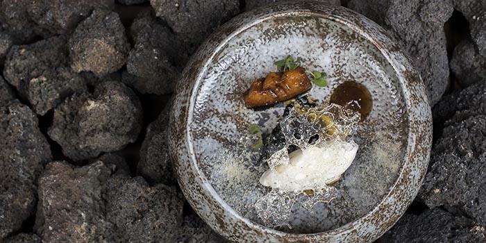 Food from Salon Bali, Seminyak, Bali