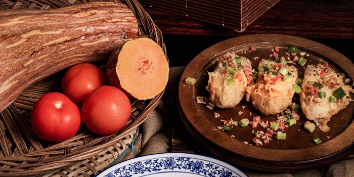 Deep Fried Oysters, Yat Tung Heen, Jordan, Hong Kong