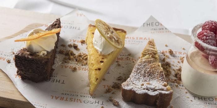 Dessert Sharing Platter, Theo Mistral by Theo Randall, Tsim Sha Tsui, Hong Kong