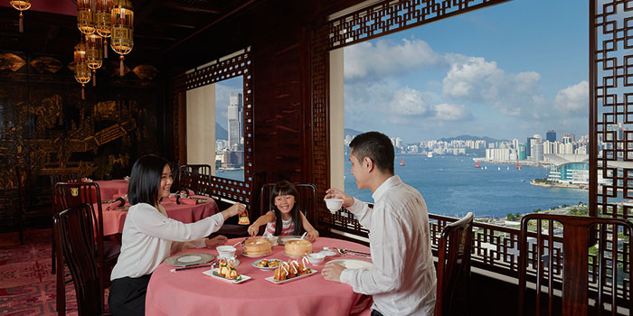 Dim Sum Family, Man Wah, Central, Hong Kong