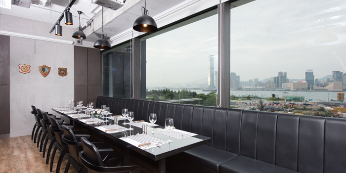 Dining Area, Mr Tomahawk, Central, Hong Kong