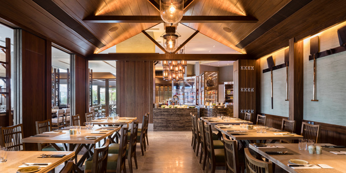 Dining Area, The Farmhouse, North Point, Hong Kong