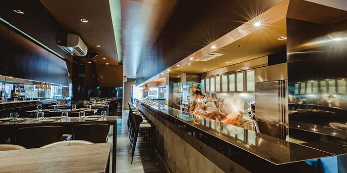 Dining Area 2 from Thevar in Keong Saik, Singapore