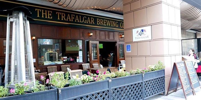Exterior, The Trafalgar Brewing Co., Wan Chai, Hong Kong
