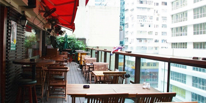 , Trafalgar English Pub, Wan Chai, Hong Kong