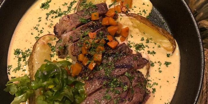 Dish 4 at Feast