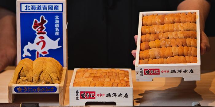 Fresh Ingredient from Yuzu Omakase at 258/9-10 Siam Square Soi 3, 2F Pathumwan Bangkok
