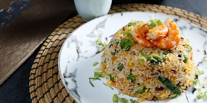 Fried Rice of Hing Chong, Steam, Central, Hong Kong