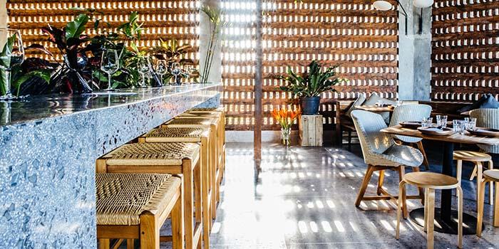 Interior at DUMBO, Bali