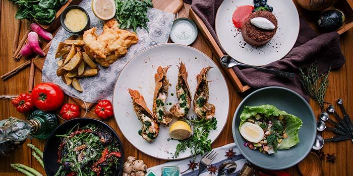 Shrimpis Restaurant