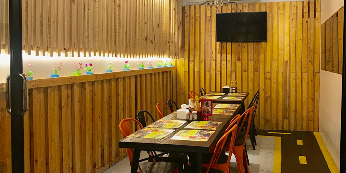 Interior 2 at Street Steak, Kelapa Gading