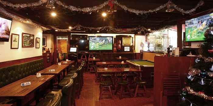 , Trafalgar English Pub, Wan Chai, Hong Kong