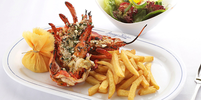 Canadian Boston Lobster Thermidor, Jimmy