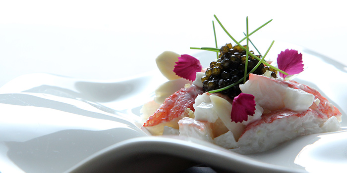 King Crab Salad from BAM! Restaurant on Tras Street in Tanjong Pagar, Singapore