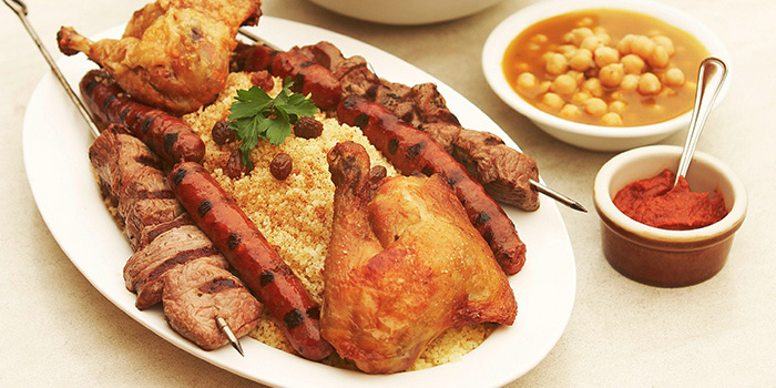 Meat Platter from Les Bouchons @ Ann Siang in Tanjong Pagar, Singapore