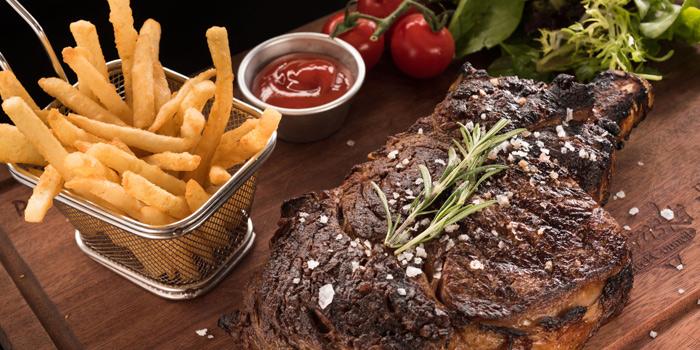 Mr Tomahawk Steak, Mr Tomahawk, Central, Hong Kong