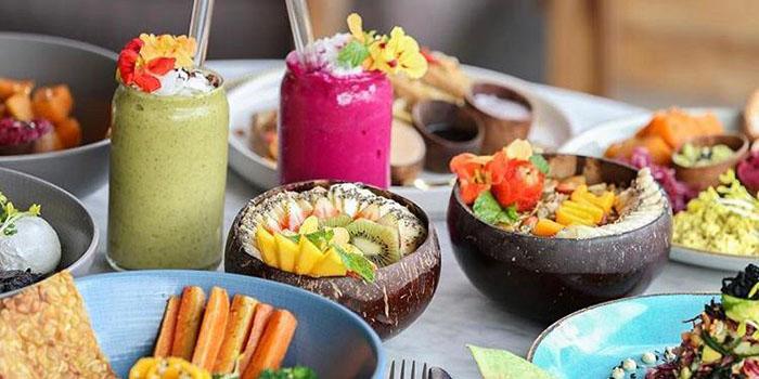 Food from The Loft Canggu, Bali