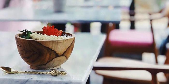 Food from The Loft Uluwatu, Bali