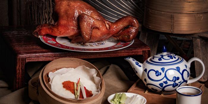 Peking Duck, Yat Tung Heen, Jordan, Hong Kong