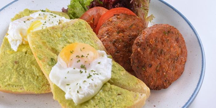 Premium Breakfast from A*MUSE Zichar + Bistro Concept in Outram, Singapore