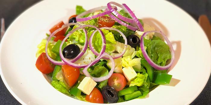 Greek Salad from Alvin's in Bukit Timah, Singapore