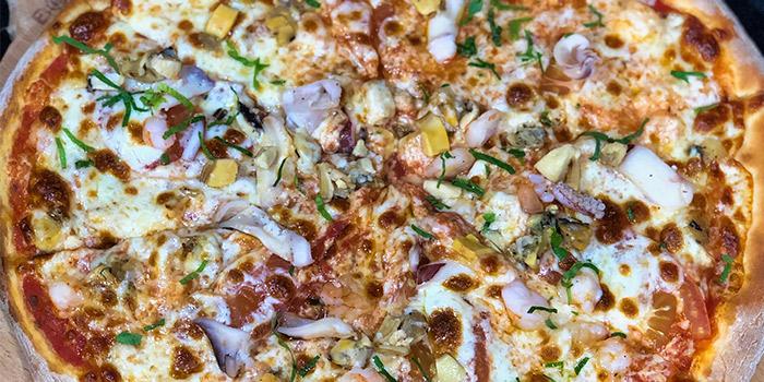 Marinara Pizza from Alvin's in Bukit Timah, Singapore