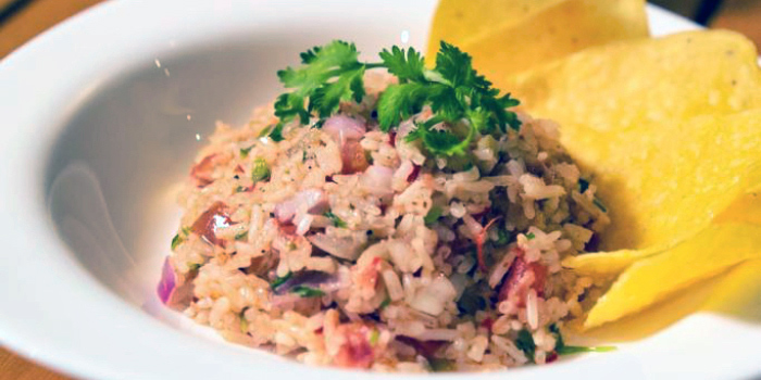 Mexican Rice from Bones