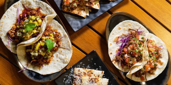 Tacos & Quesadillas from Bones