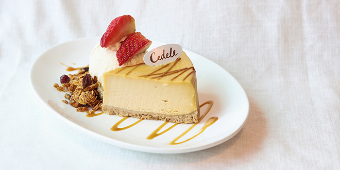 Something Sweet & Salty from Cedele All-Day Dining (Great World City) in River Valley, Singapore
