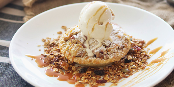 Apple Crumble Tart from Cedele All-Day Dining (Great World City) in River Valley, Singapore