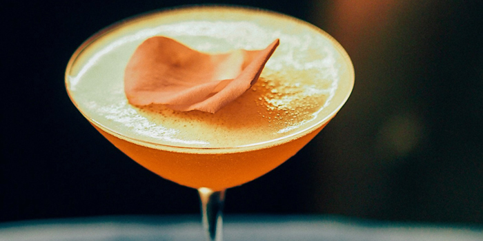 French Martini from Eliza in Telor Ayer, Singapore