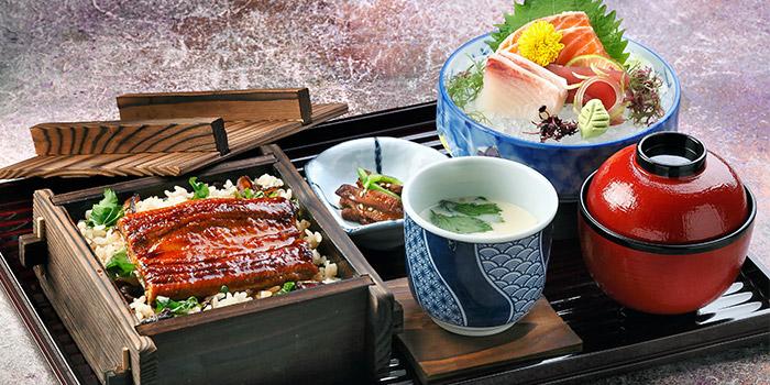 Dinner Seiro from Ishinomaki Grill & Sake (Palais Renaissance) in Orchard, Singapore
