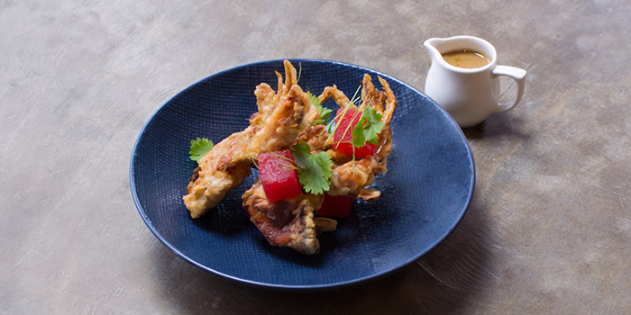 Crispy Soft Shell Crab from Kilo Kitchen in Duxton, Singapore