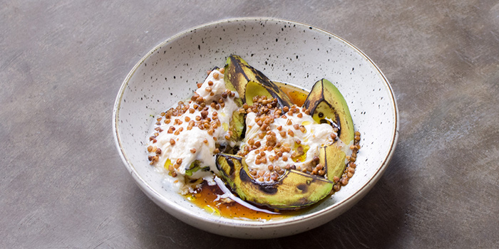 Grilled Avocado from Kilo Kitchen in Duxton, Singapore