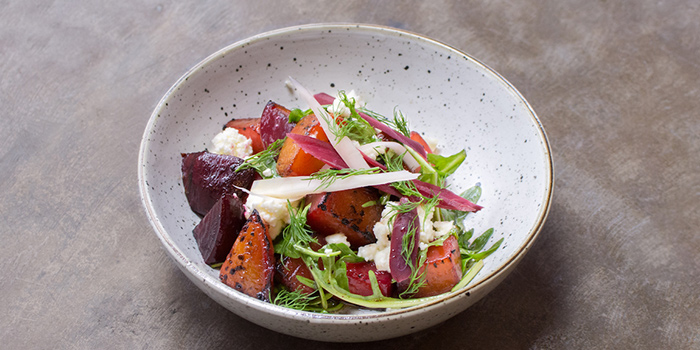 Grilled Beets from Kilo Kitchen in Duxton, Singapore