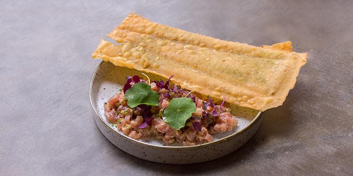Wasabi Tuna Tartare from Kilo Kitchen in Duxton, Singapore