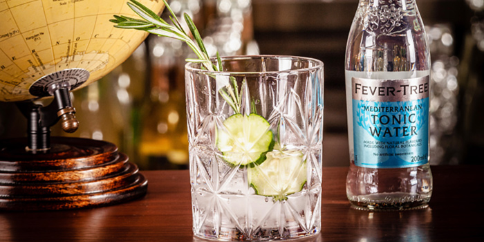 Fever Tree from Little London in Boat Quay, Singapore
