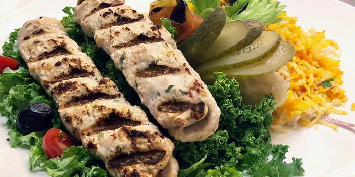 Chicken Kofta from Lubnan Authentic Lebanese Cuisine in Bugis, Singapore