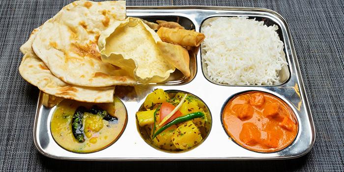 Vegetarian Set from Maya